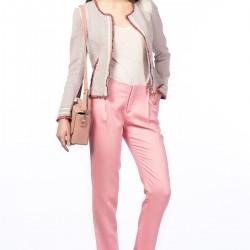 Pembe Pantolon Zara Yeni Sezon Modelleri