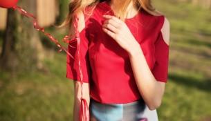Rengaren Baskılı 2015 Etek Modelleri