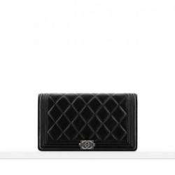 Siyah Abiye Çantası Chanel Çanta ve Ayakkabı Modelleri