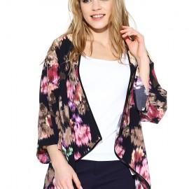 Çiçekli Ceket 2015 Batik Modelleri