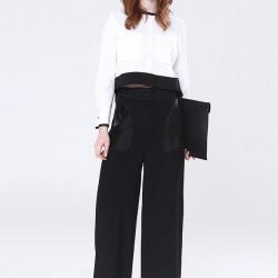 Bol Paça Pantolon Naive 2015 Modelleri