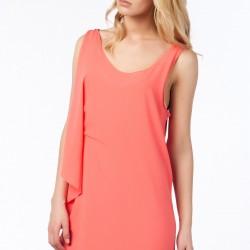 Yavruağzı Mini Zara 2015 Elbise Modelleri