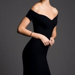 Şık İnce Gösteren Elbise Modelleri