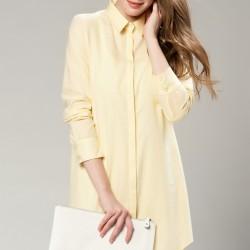 Açık Sarı Vavist Tunik Modelleri