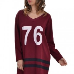 Bordo Uzun 2015 Sweat Modelleri