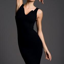 Kolsuz İnce Gösteren Elbise Modelleri