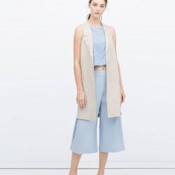 Kolsuz Zara 2015 Ceket Modelleri