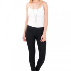 Siyah Yazlık Pantolon Modelleri