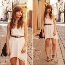 Yazlık 2015 Asimetrik Kesim Elbise Modelleri