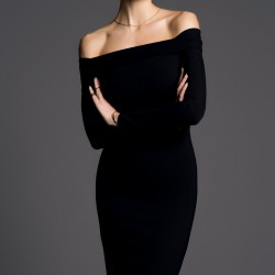 Yeni İnce Gösteren Elbise Modelleri