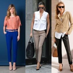 2015 Yeni Sigaret Pantolon Modelleri