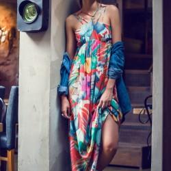 Elbise 2015 Yaz Sokak Modası