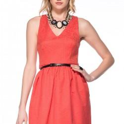 Kemerli Dilvin Elbise Modelleri