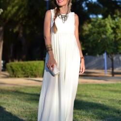 Kolsuz 2015 Beyaz Elbise Modelleri