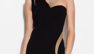 Siyah 2015 Elbise Modelleri