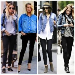 Siyah Yeni Sigaret Pantolon Modelleri