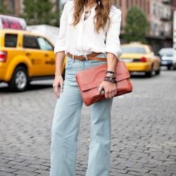 Yazlık 2015 İspanyol Paça Pantolon Modelleri