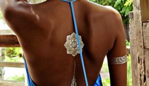 Flash Tattoo 2015 Yaz Trendi Geçici Dövme Modası