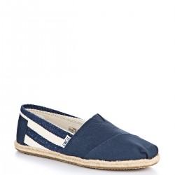 Lacivert Toms Yazlık Ayakkabı Modelleri
