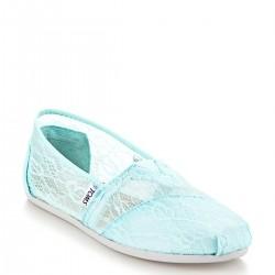 Mint Rengi Toms Yazlık Ayakkabı Modelleri