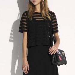 Siyah Twist 2015 Elbise Modelleri