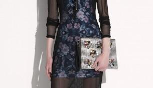 Tül Detaylı Twist 2015 Elbise Modelleri