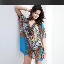 V Yaka Yarasa Kol Bluz Modelleri 2015