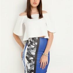 Yeni Kayık Yaka Bluz Modelleri