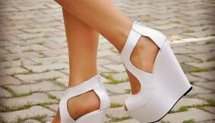 Zarif Rahat Gelin Ayakkabısı Modelleri