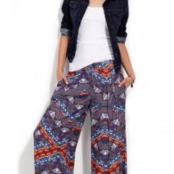 İspanyol Paça 2015 Penye Pantolon Modelleri