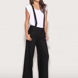 Askılı bayan pantolonlar
