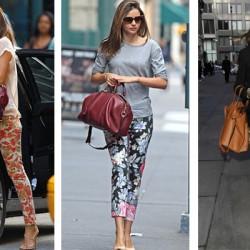 Dar Kesim 2015 Desenli Pantolon Modelleri