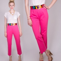 En gözterişli neon pantolon modelleri 2015