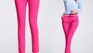 Gösterişli Kalem Pantolon Kombinleri