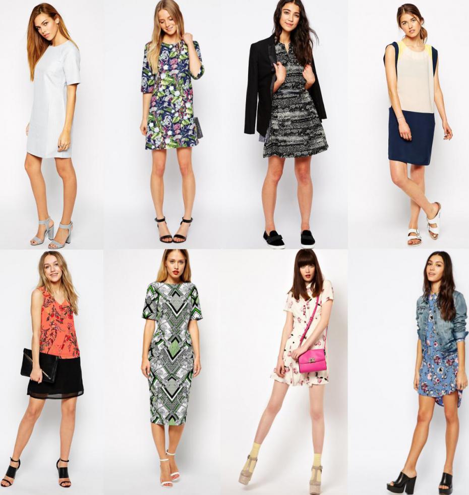 Günlük elbise modelleri ve kombinler