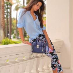 Kaliteli 2015 Desenli Pantolon Modelleri