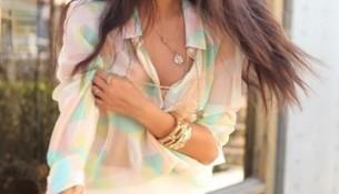 Kaliteli 2015 Yazlık Gömlek Modelleri