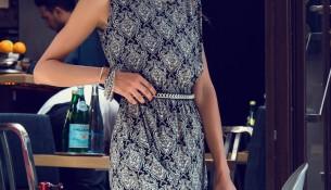 Kolsuz Elbise 2015 Yazlık Kombinler