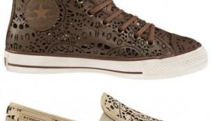 Spor Lazer Kesim Ayakkabı Modelleri
