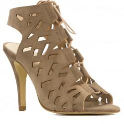 Yazlık Lazer Kesim Ayakkabı Modelleri
