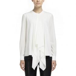 Önü Volanlı Vakko Bluz Modelleri 2016