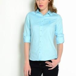 Polo Bayan Gömlek Modelleri 2015