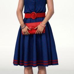 Sonbahar İçin Günlük Elbise Modelleri