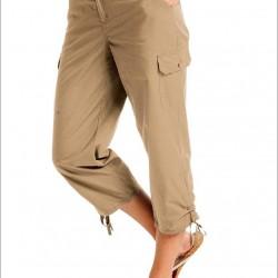 Bayanlar İçin En Güzel Kapri Pantolon Modelleri