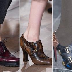 En Güzel Kışlık Bayan Ayakkabı Modelleri 2016