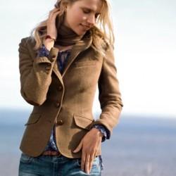 En Güzel Yamalı Bayan Ceket Modelleri