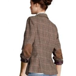 En Yeni Bayan Yamalı Ceket Modelleri