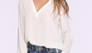 En iddialı bluz modelleri