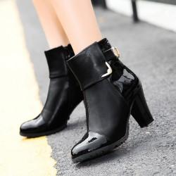 En tarz kışlık bayan ayakkabı modelleri