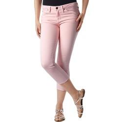 Pembe Renkli Kapri Pantolon Modelleri